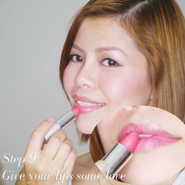 Lip-Makeup