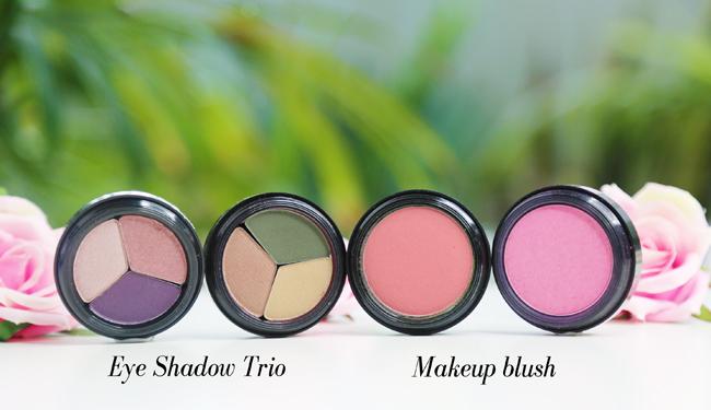 Crystal Phuong- minerals makeup