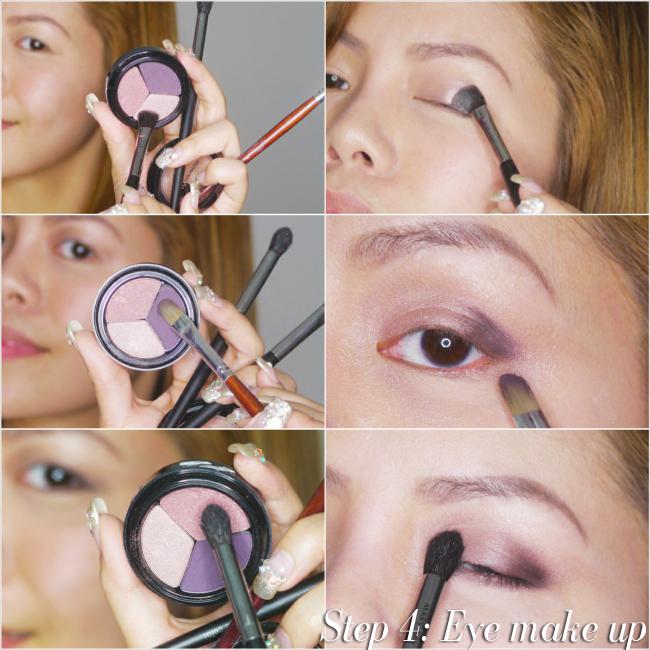 CrystalPhuong- natural eye makeup tutorial