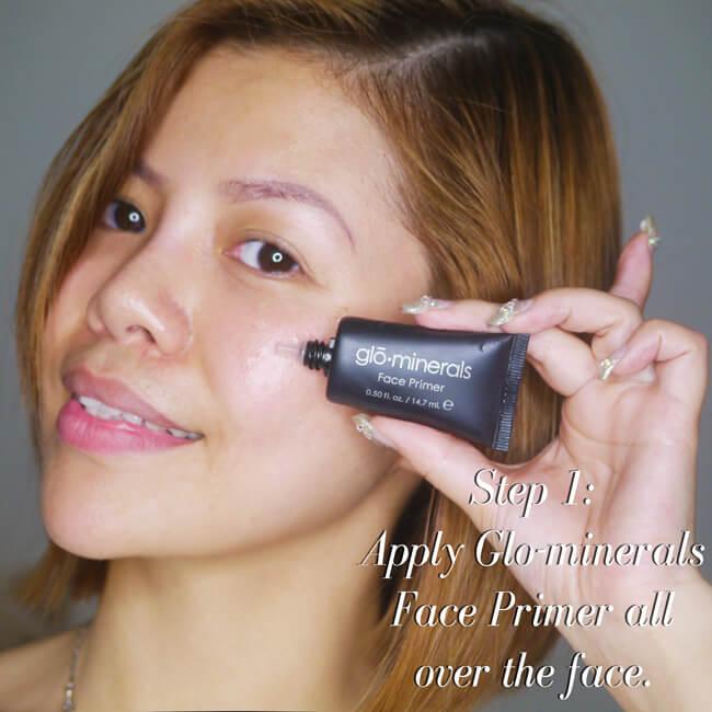 CrystalPhuong-natural-makeup-tutorial-face-primer