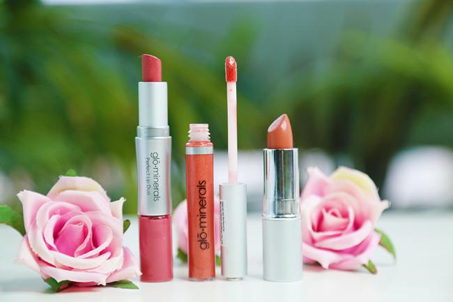 Glow minerals makeup