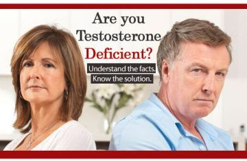 Are you Testosterone Deficient?