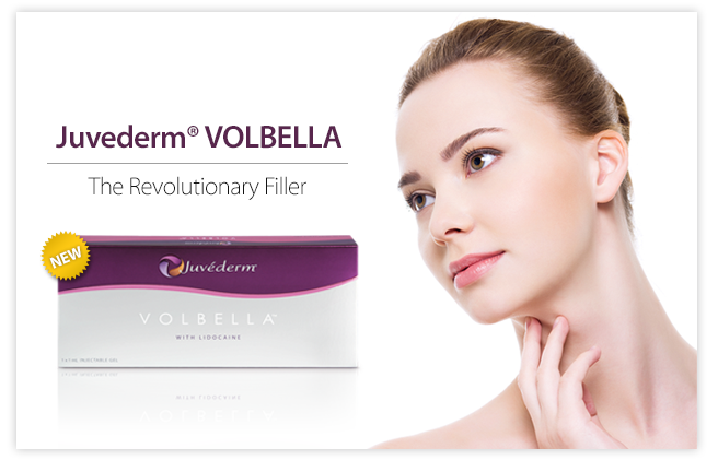The Revolutionary Filler Juvederm Volbella