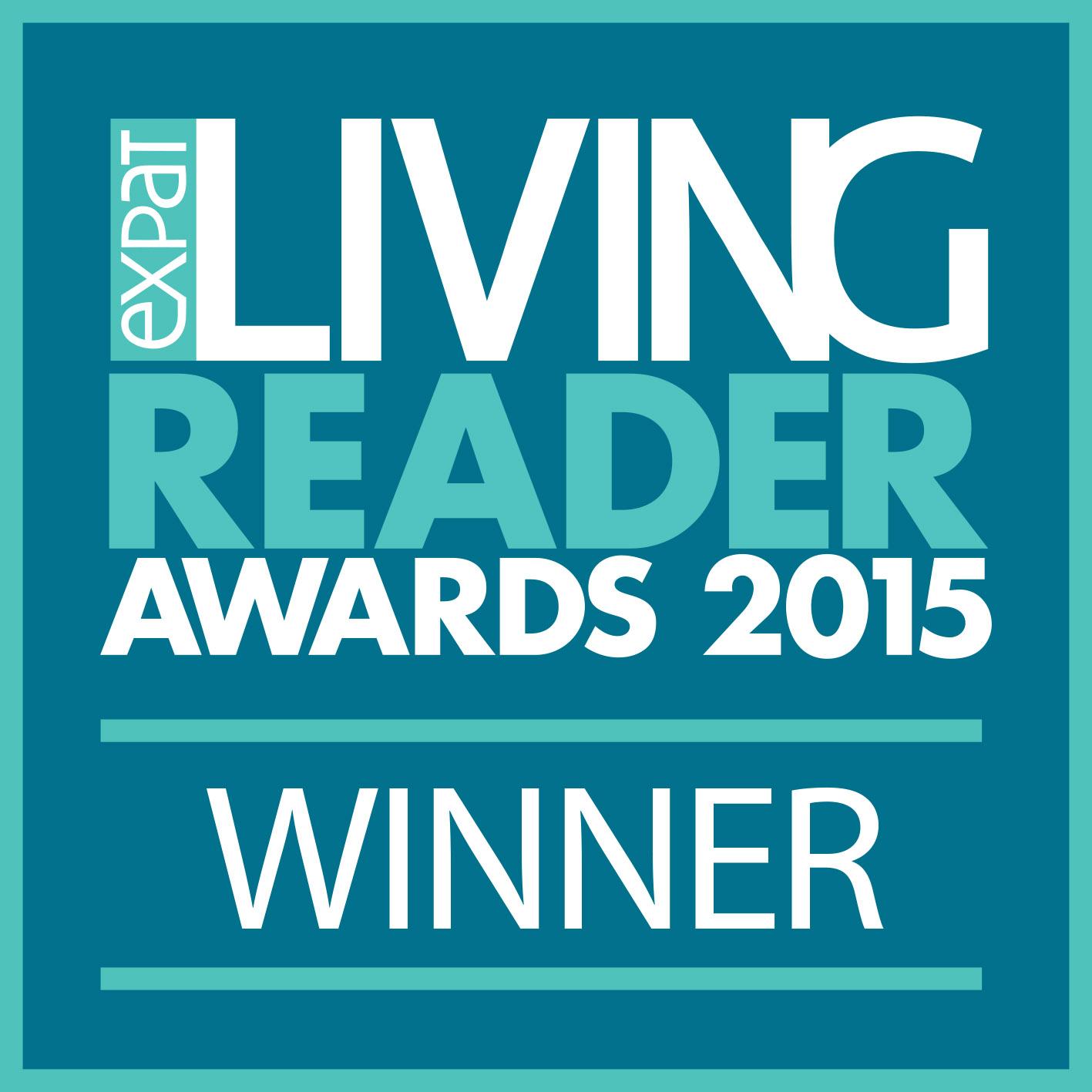 Cutis wins Best Aesthetics Clinic in EL Reader's Awards 2015