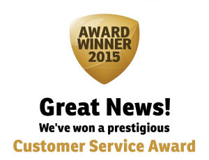 WhatClinic's Best Customer Service Award 2015
