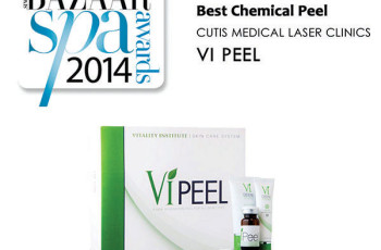"VI Peel awarded as ""Best Chemical Peel"""