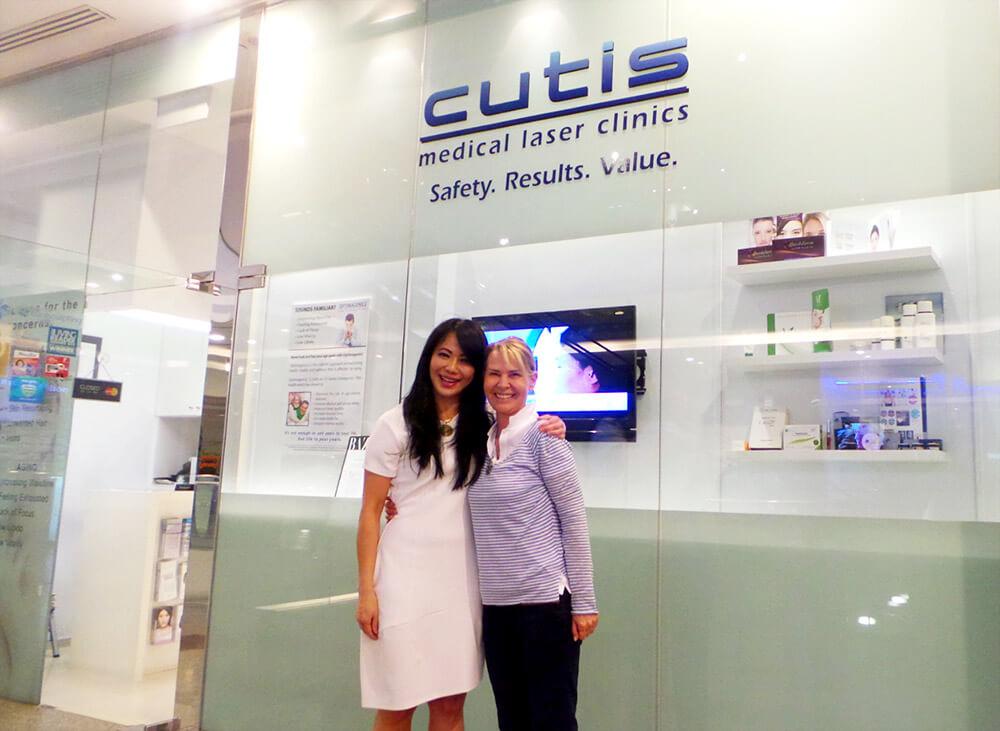 Dr Sylvia Ramirez and Dr Paola Rosalba Russo