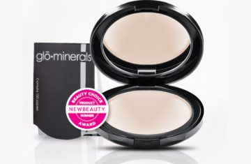 glominerals Pressed Base with Broad Spectrum UV Protection