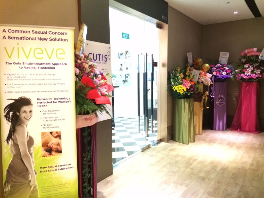 Cutis Open House and Viveve Launch 2015