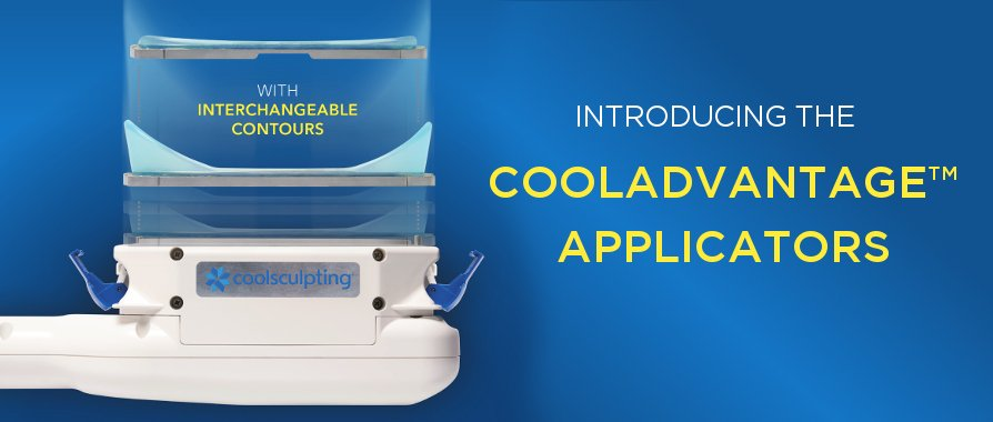 cooladvantage applicators
