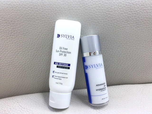 Dr Sylvia Skin Care Sunscreen and moisturizer