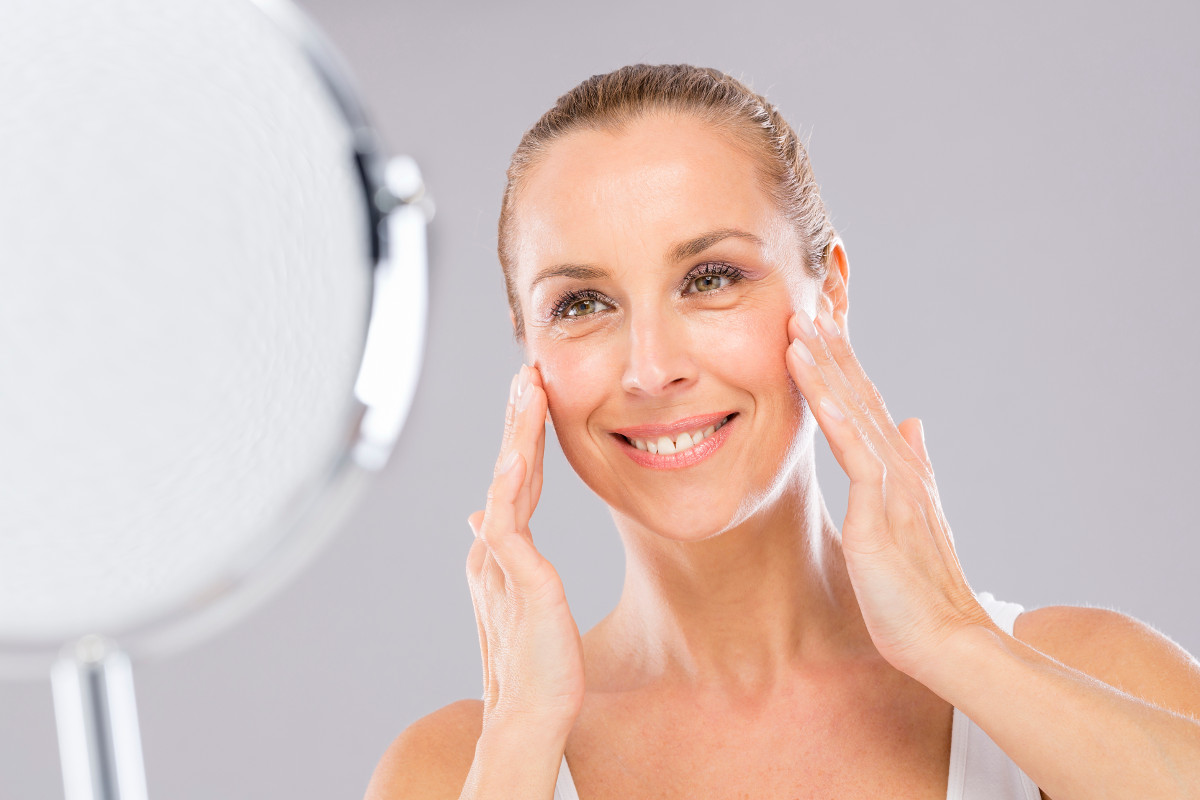 8 Simple Tips to Have Great, Glowing Skin After 50