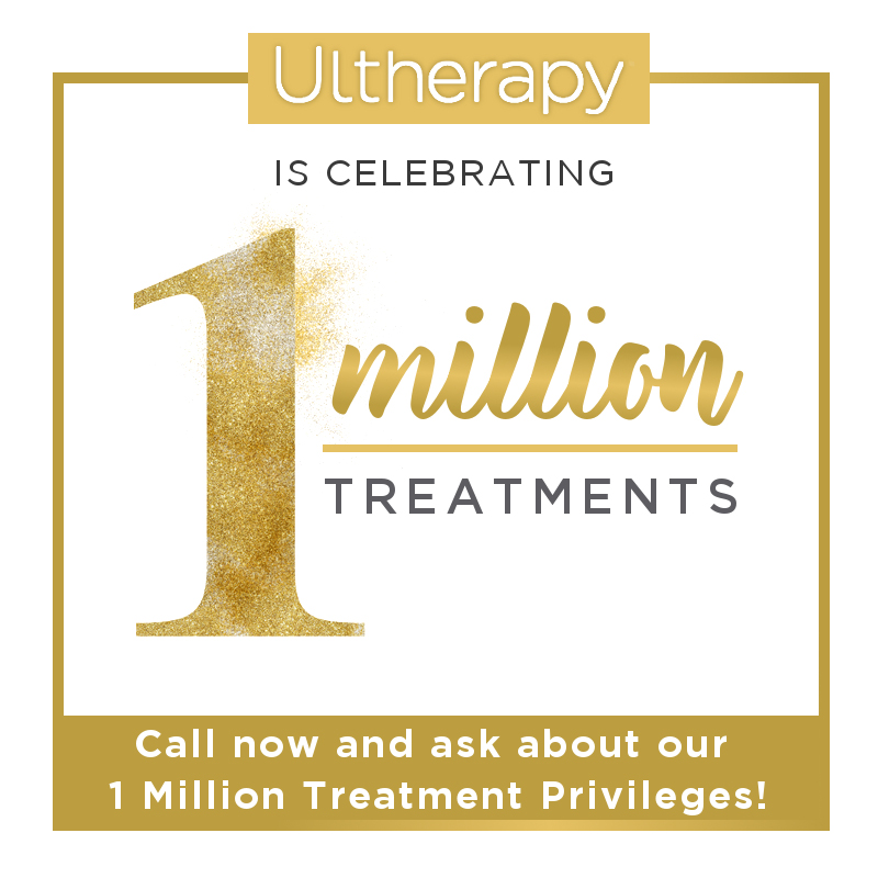 Ultherapy Celebrates 1 Million Treatments – and Counting!