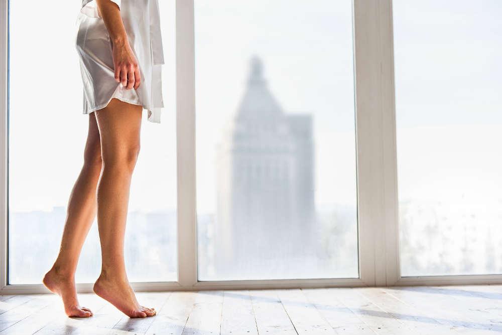 Cellulite-Free Legs