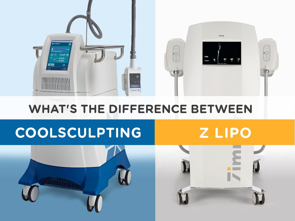 What S The Difference Between Coolsculpting And Z Lipo Fat