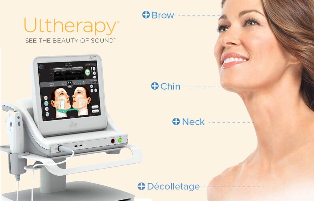 Ultherapy Non-Invasive Facelift