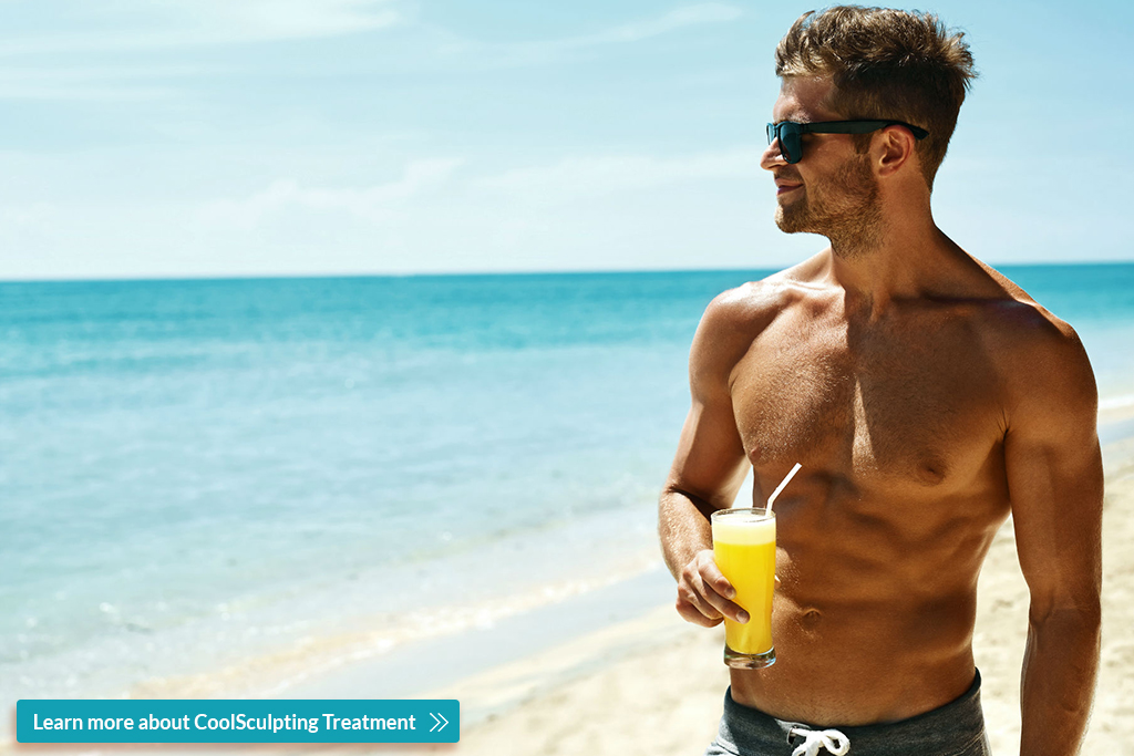 Can CoolSculpting Get Rid of Fat in Men's Breasts?