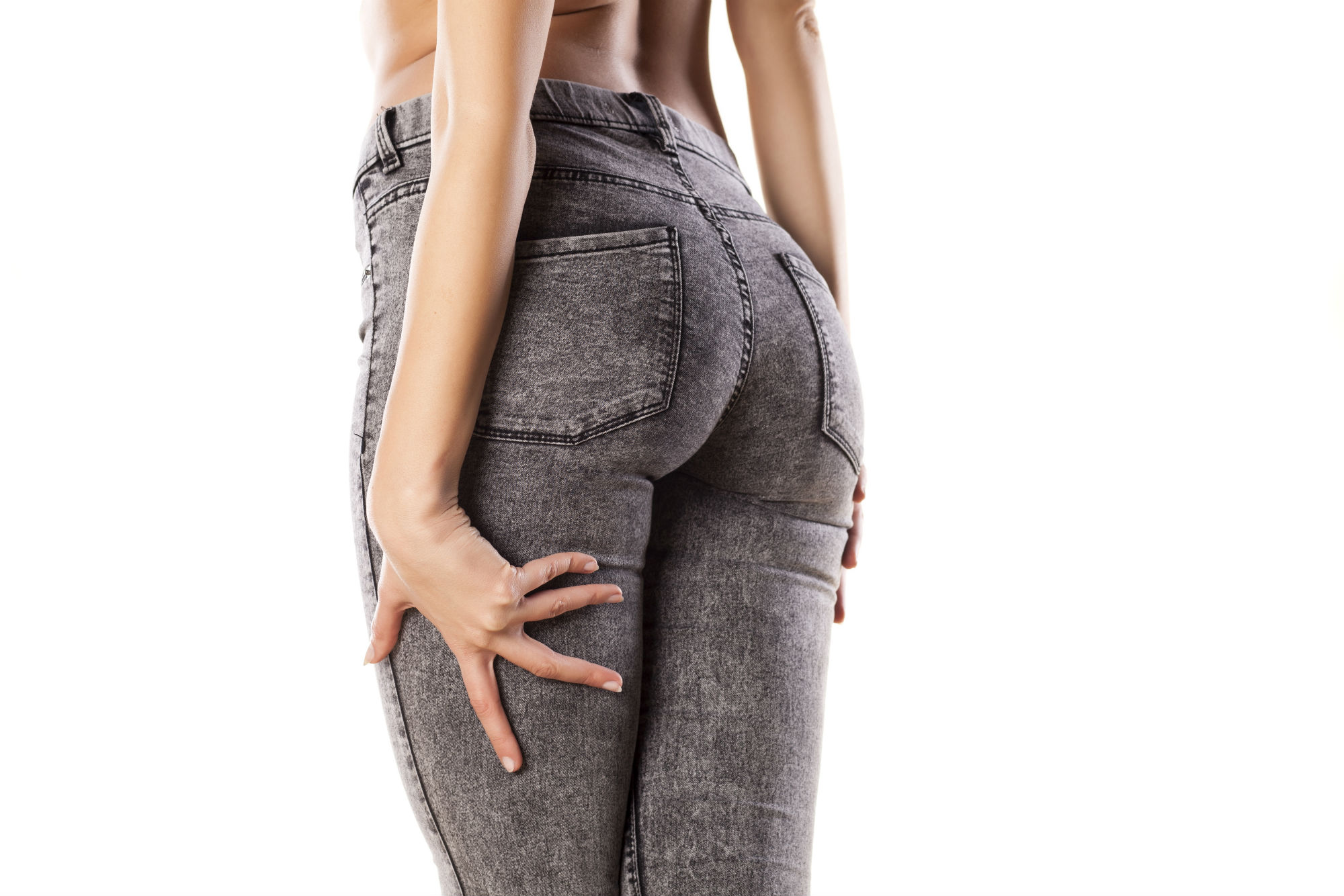 """Get Rid of Your """"Banana Rolls"""" Without Liposuction"""