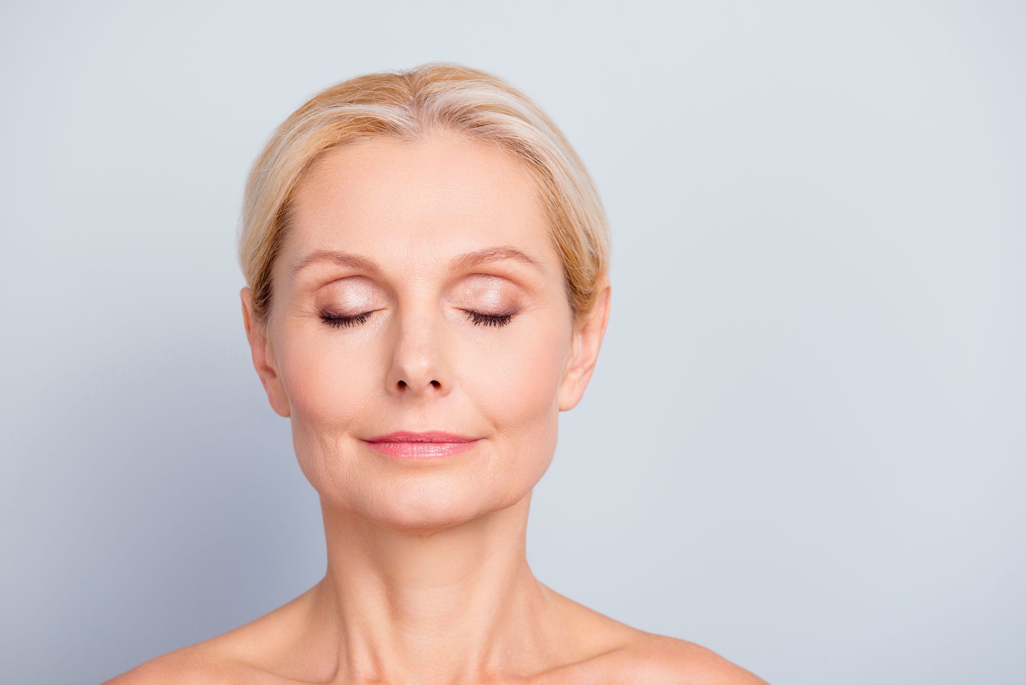 Relax-Neck-Bands-and-Wrinkles-Safely-with-Botulinum Toxin (or more commonly known as Botox)