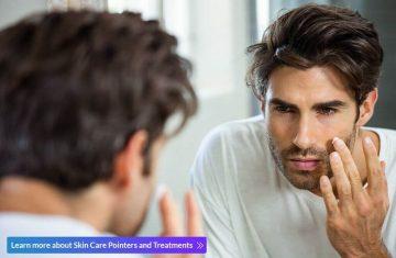Men Skin Care & Treatments 101