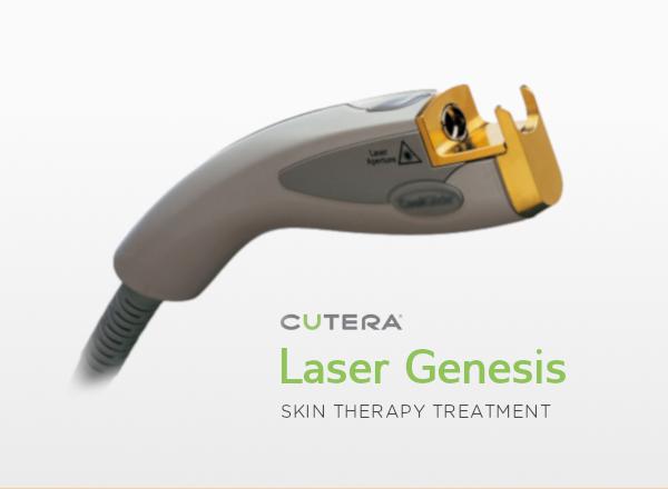 Laser Genesis Skin therapy