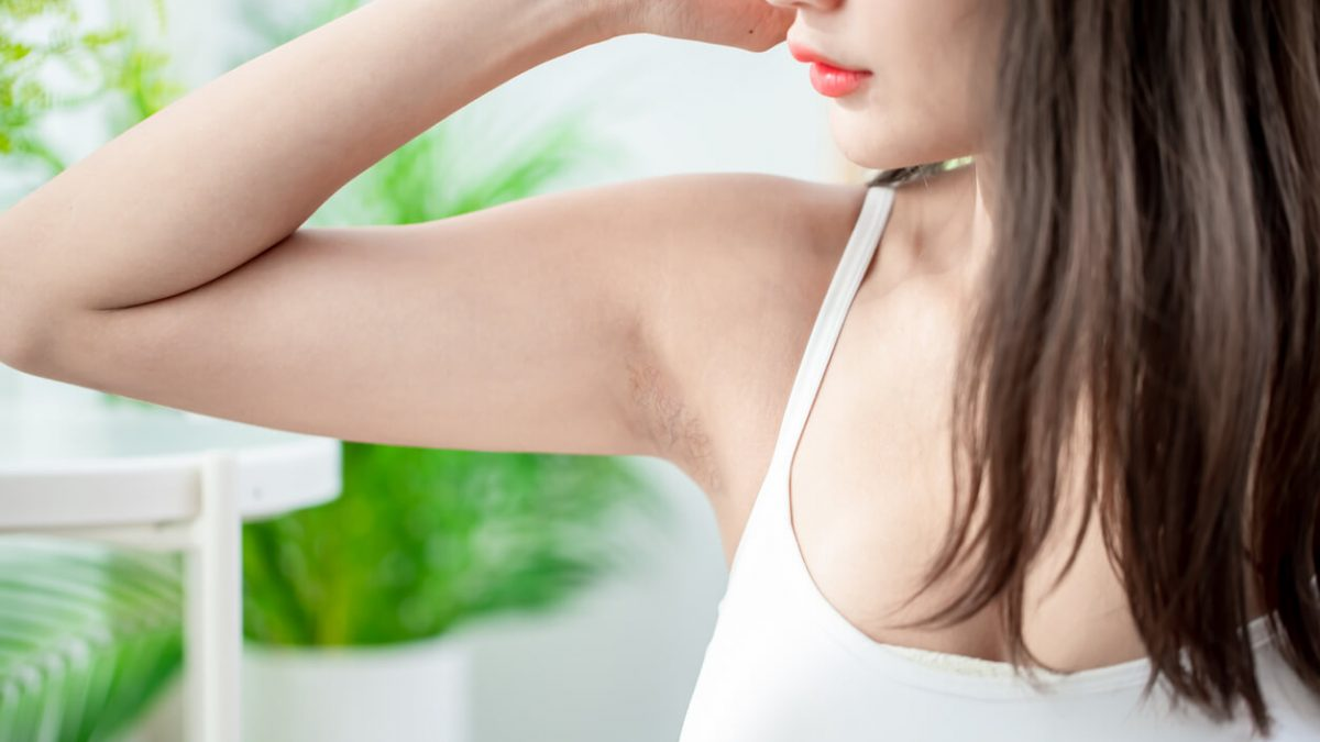 How Can I Lighten Dark Underarms Inner Thighs