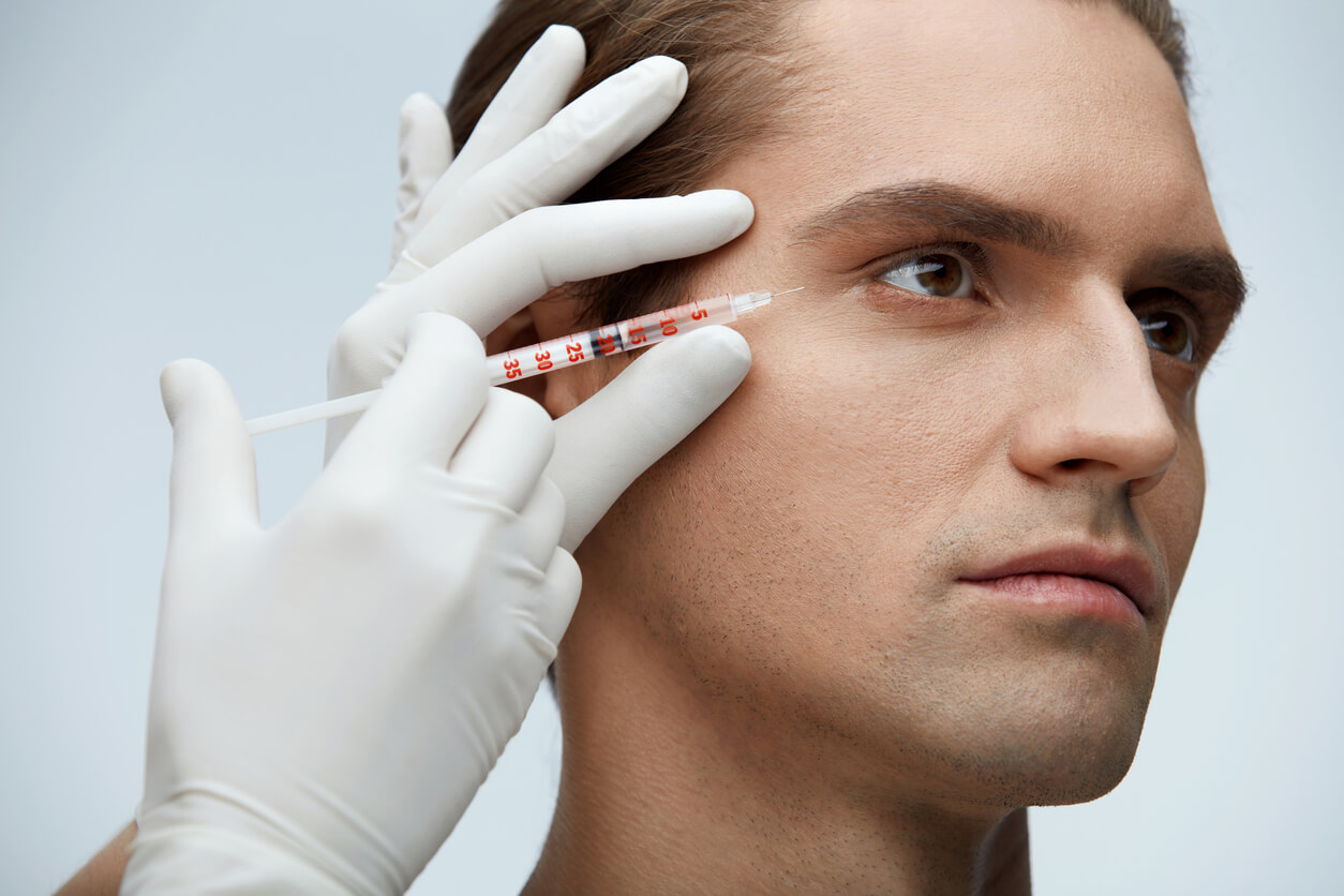 Injectables for Looking Younger: Why Men Should Say Yes