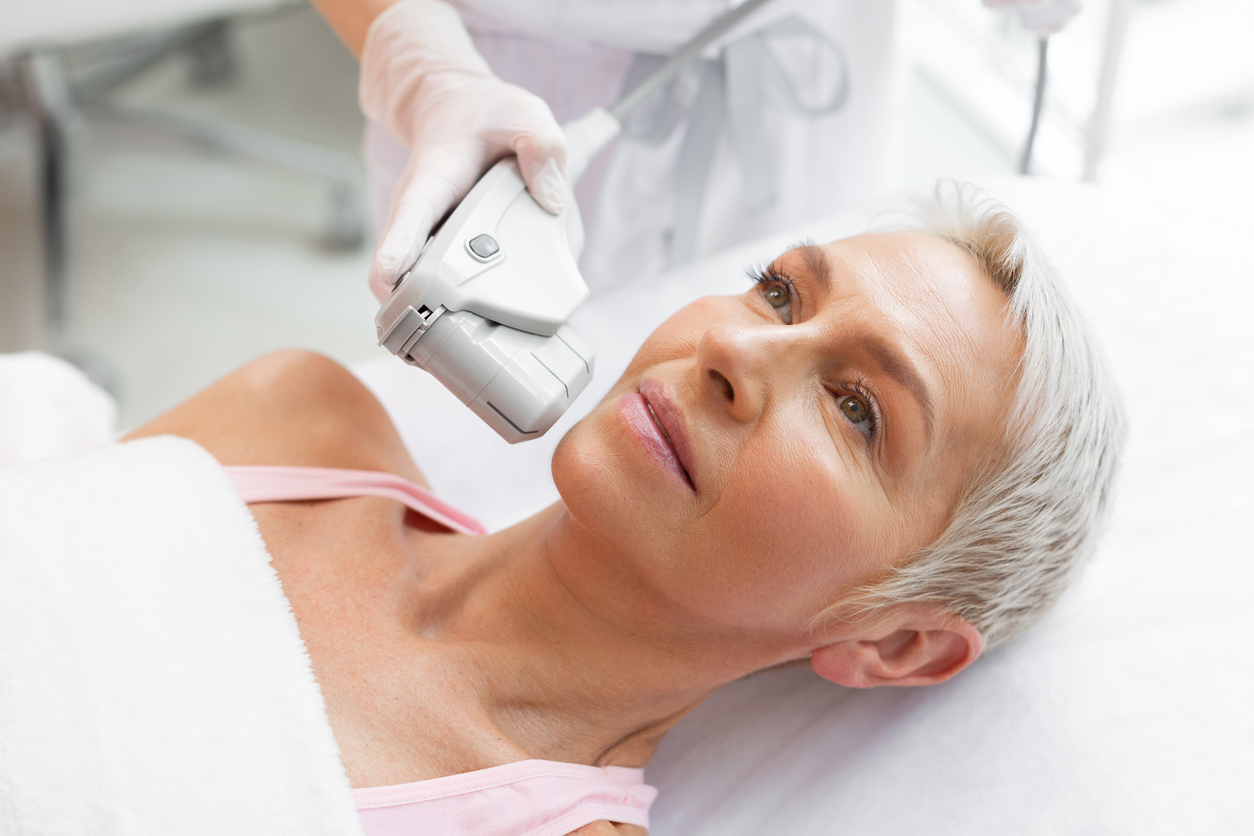 What is Ultrasound Energy and Why is it Great for Skin Tightening and Lifting?