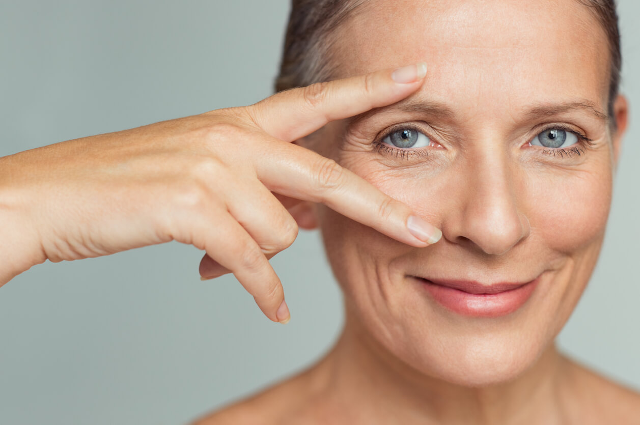 Effects of Aging on the Eyes