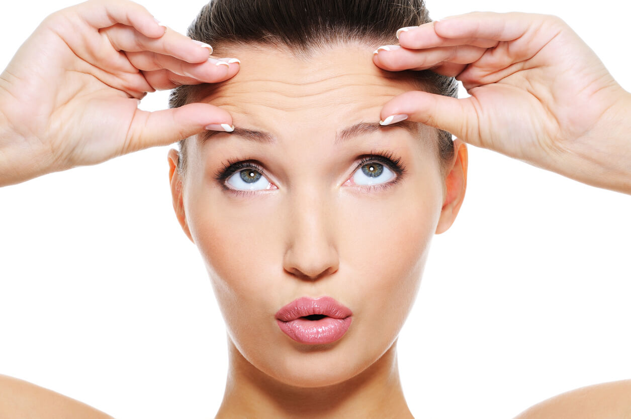 Can You Get Rid of Forehead Wrinkles?