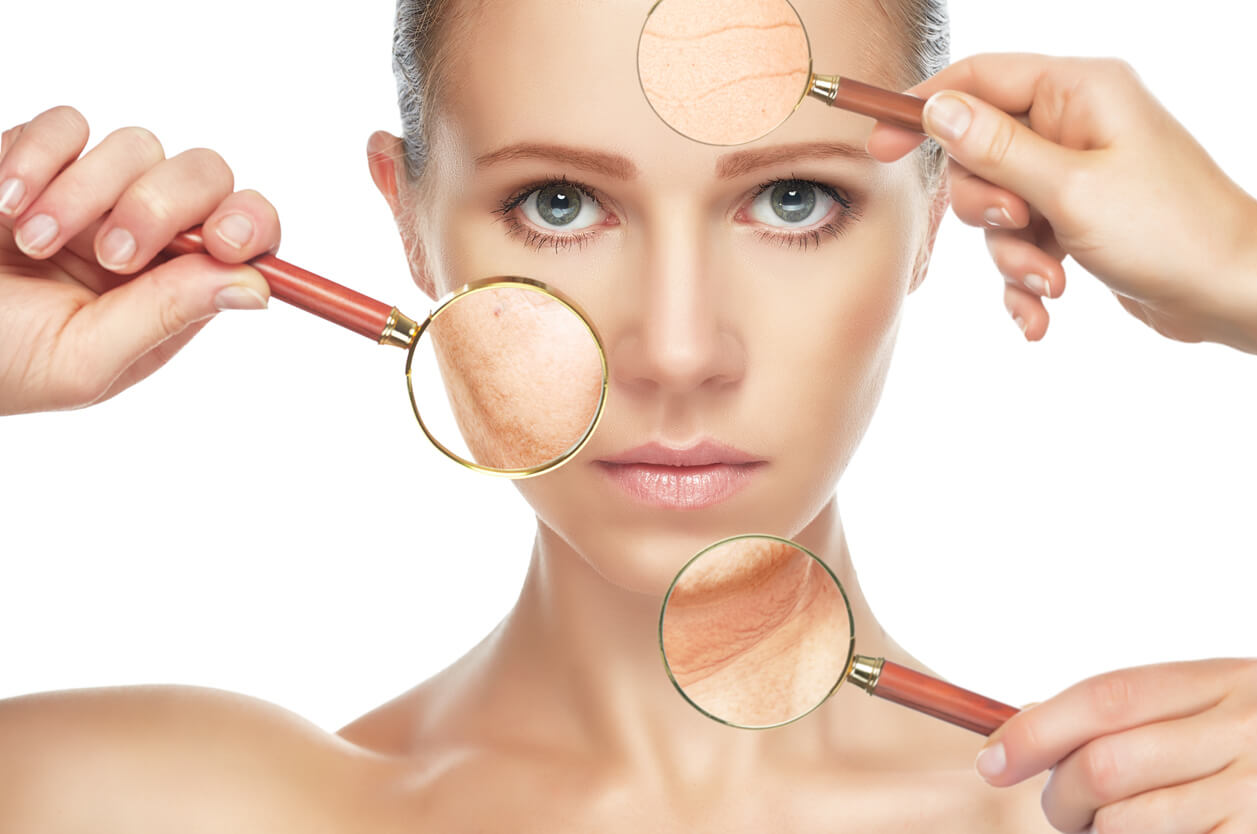 In a Quest for Smooth Skin: Habits and Treatments That Can Help
