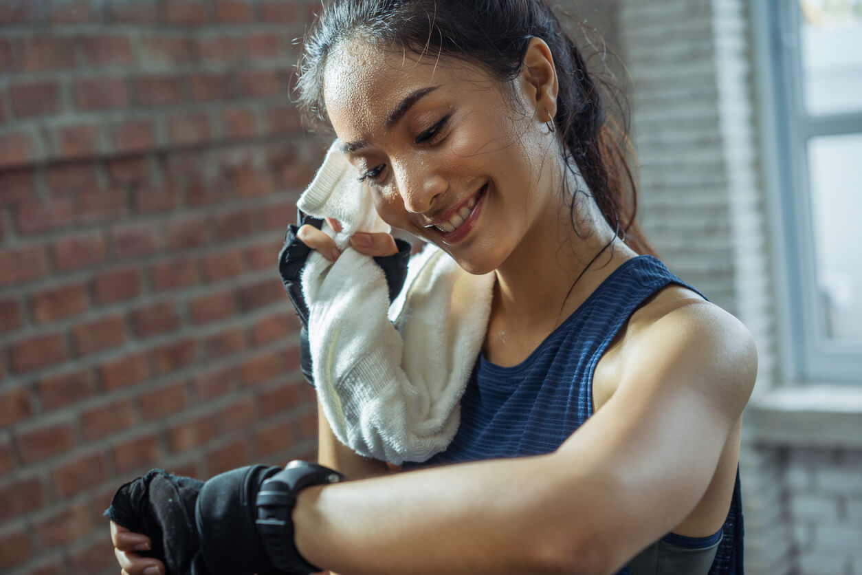 Exercise and Acne: Taking Care of Your Skin When Working Out