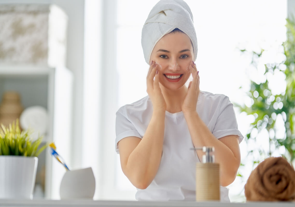 Take-Care-of-Your-Skin-During-the-COVID-19