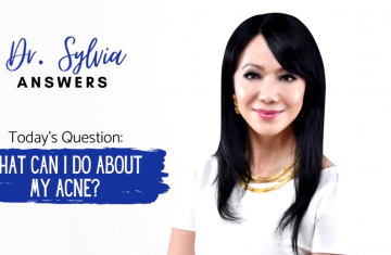 Dr. Sylvia Answers - What Can I Do About My Acne?