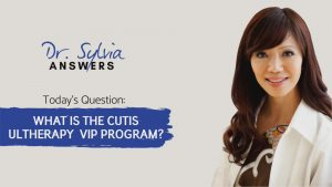 Introducing Cutis Ultherapy VIP – VIsualization and Personalization