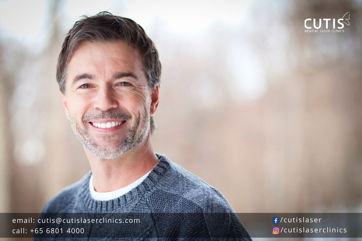 Fighting and Preventing Wrinkles in Men