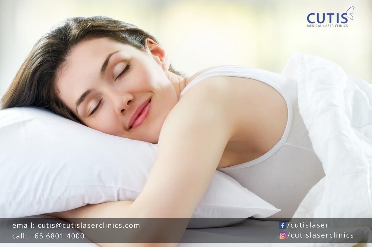 7 Ways to Get Beauty Sleep