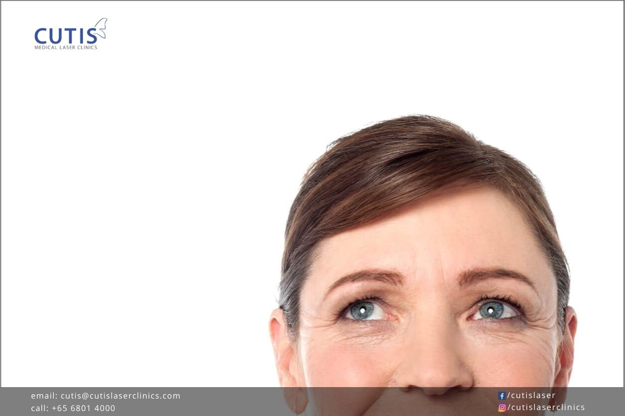 Treat the Skin Around Your Eyes Right Skin with Cutis Eye Care Products
