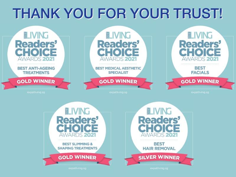 Cutis Wins 5 Awards in EL's Readers' Choice Awards 2021
