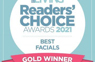Cutis Wins Best Facials in EL's Readers' Choice Awards 2021