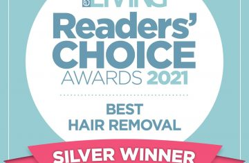 Cutis Wins Silver for Best Hair Removal in EL's Readers' Choice Awards 2021