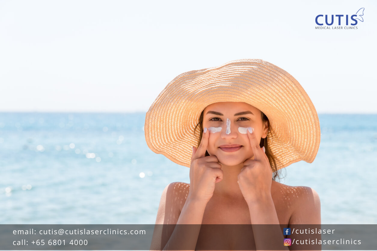 Are You Using Body Sunscreen for Your Face?