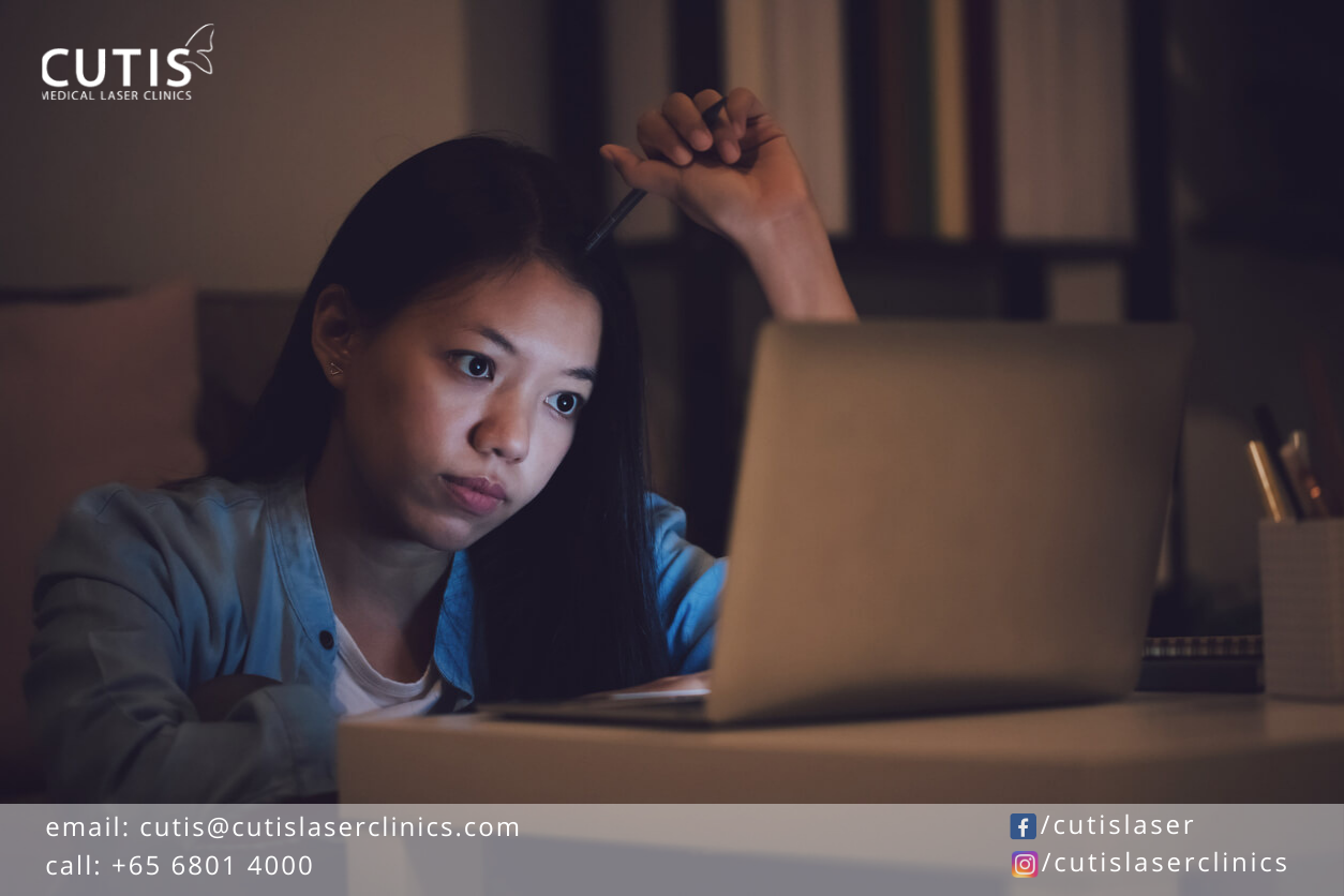 What Does Excessive Screen Time Do to Your Eyes?