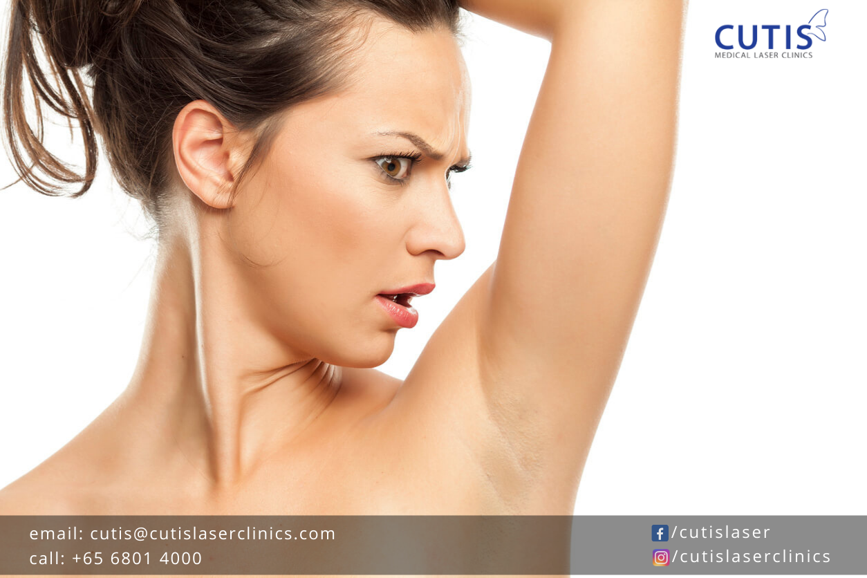 Armpit Discoloration: Is Your Deodorant to Blame?