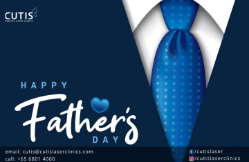 Treat Your Dad This Father's Day with Cutis Body Treatments